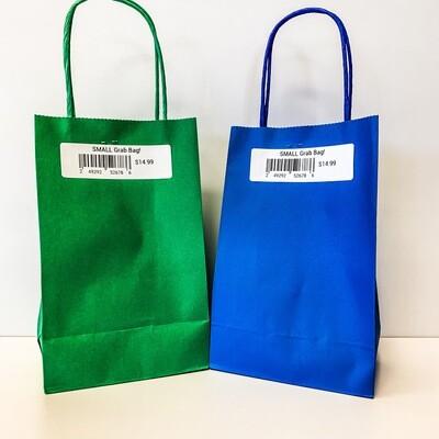 Small Disposable Grab Bag!
