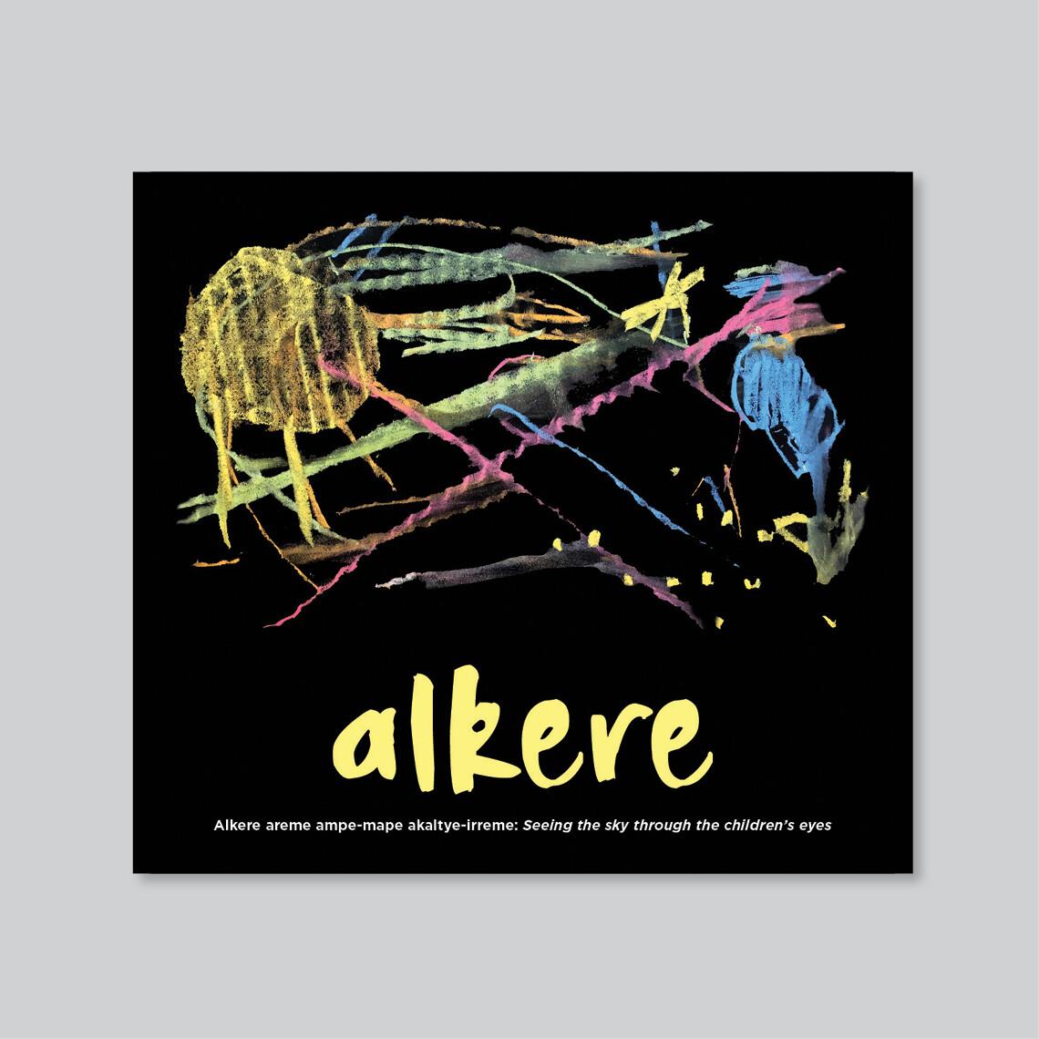 Alkere (Sky) Book