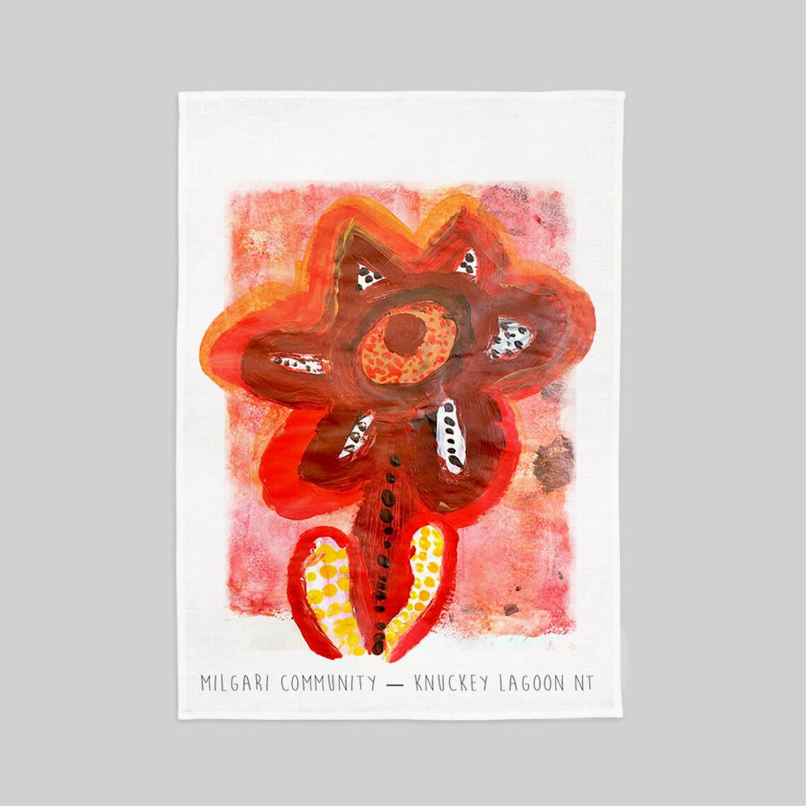 """""""Flower"""" by Laurel George"""