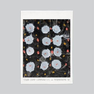 'Circles at Minmarama' by Clifteena Cooper Pamkal