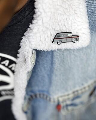 Vintage Truck Pin