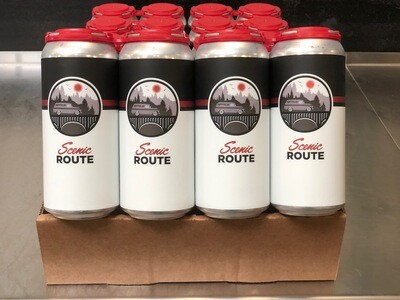 Scenic Route full case (24 x 16oz. cans)