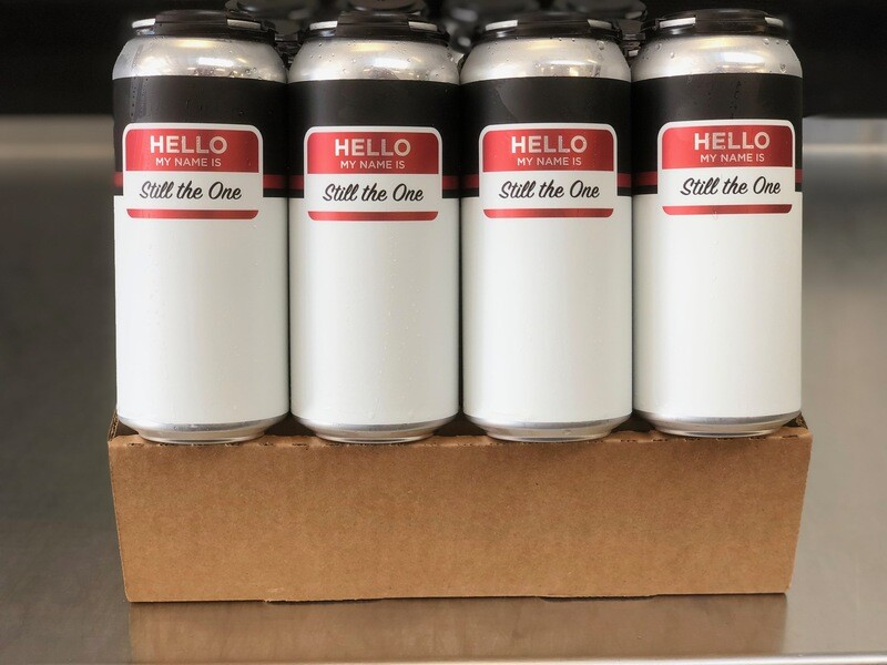 Still The One full case (24 x 16oz. cans)
