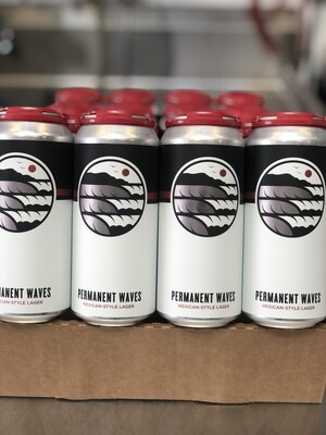 Permanent Waves full case (24 x 16oz. cans)