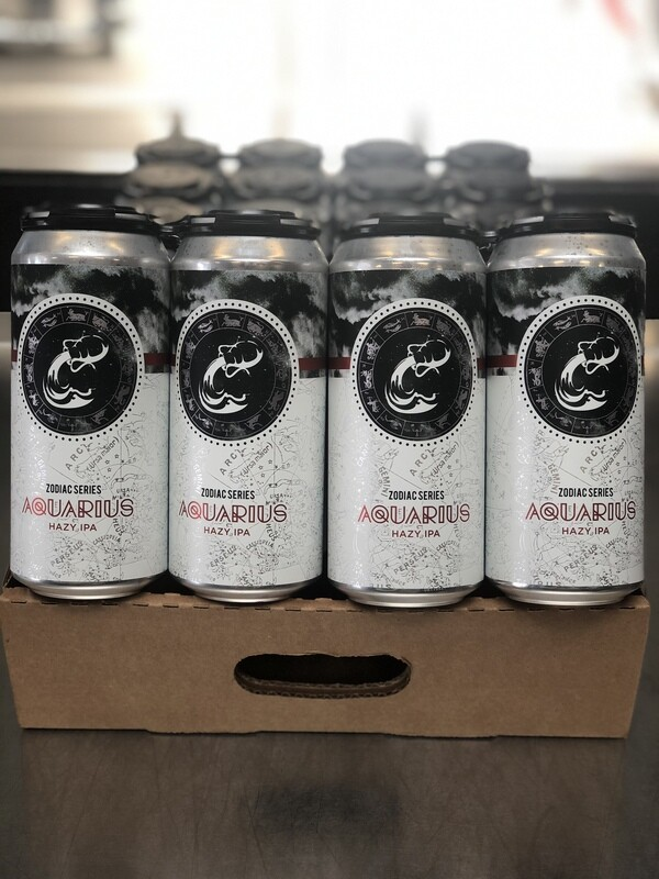 Zodiac Series: Aquarius full case (24 x 16oz. cans)