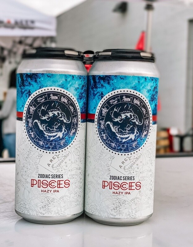 Zodiac Series: Pisces full case (24 x 16oz. cans)