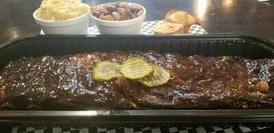 Rack of Ribs Family Meal