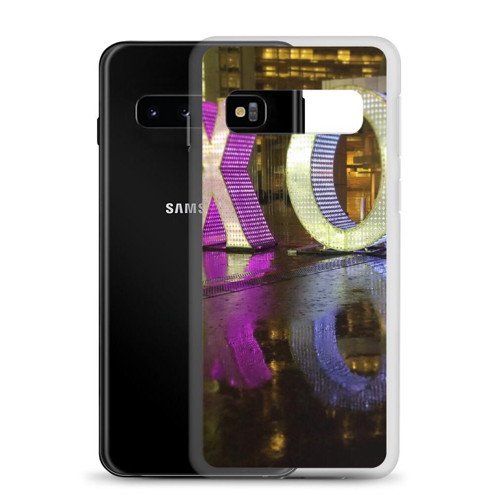 Samsung Case XO