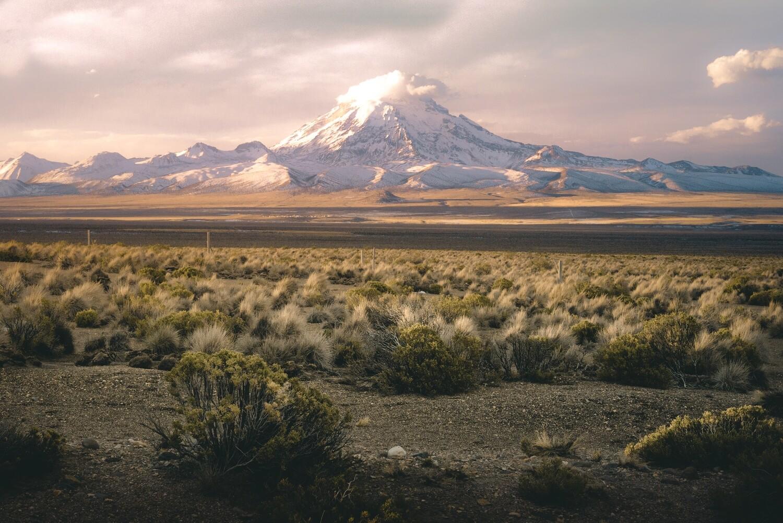 Vulcão Sajama