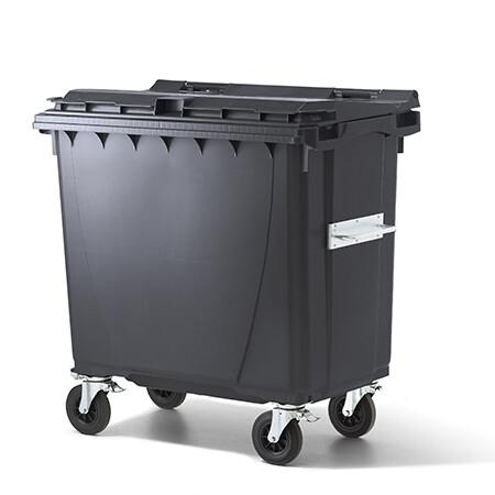 Kunststoffcontainer 4-Rad 770L
