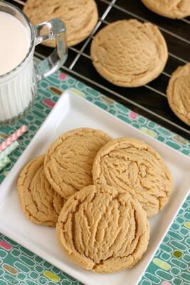 FIIZ Peanut Butter Cookie