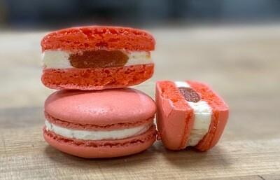 35 Each Clamshell Peaches n Cream