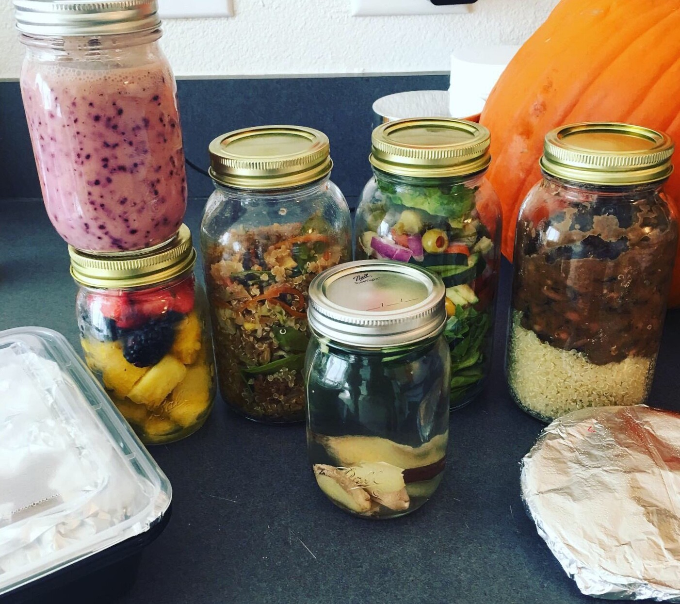The Loyal Vegan Meal Prep Delivery service
