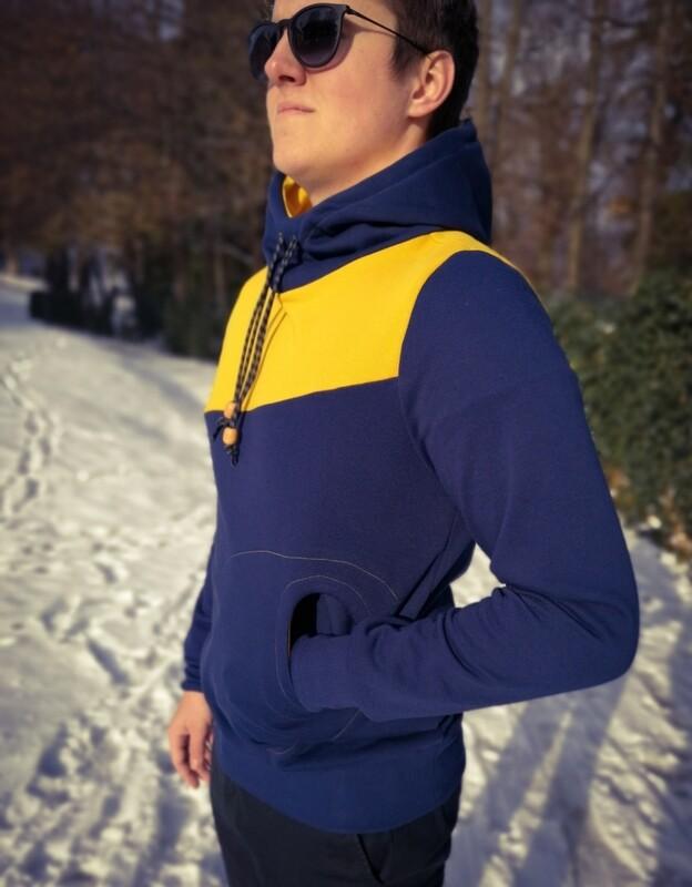 Moški pulover VASJA