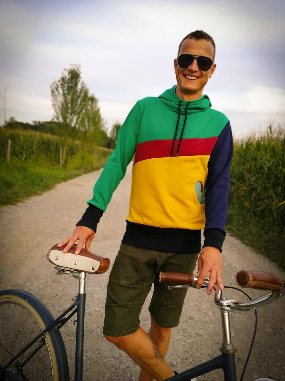 MOŠKI pulover SIMON