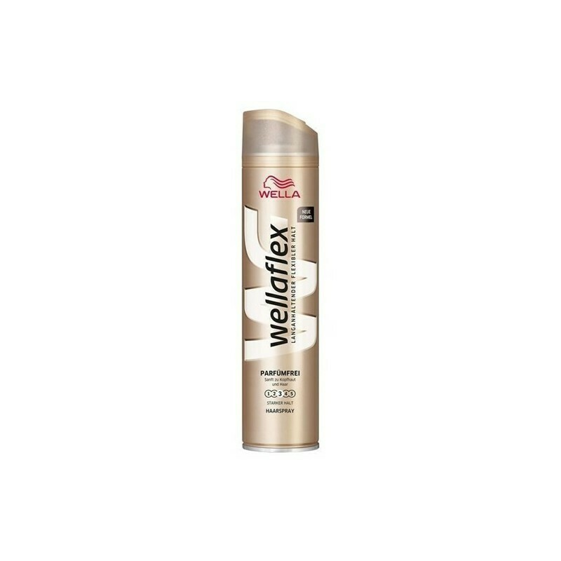 WellaFlex Hairspray