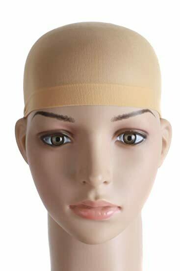 Wig Cap 2 Pieces BEIGE
