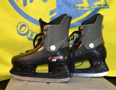 Maat 38 Hockey Heren - Zwart/Grijs