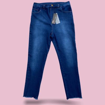 Jeans mine tubito