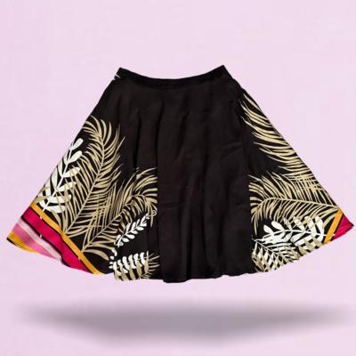 Falda palmera