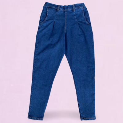 Rib jeans