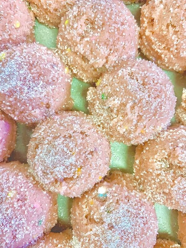 Pinklepuff Cookie Dough