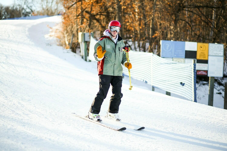 Adult Learn To Ski or Snowboard Program