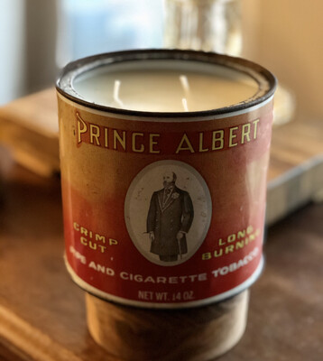 Prince Albert Tin - Unscented