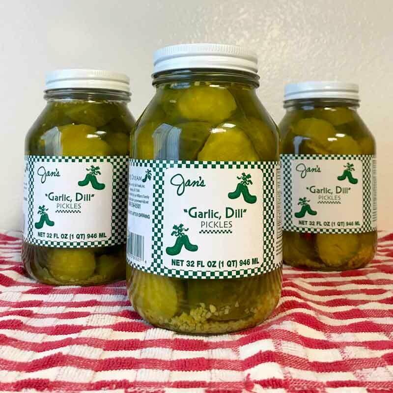Garlic, Dill
