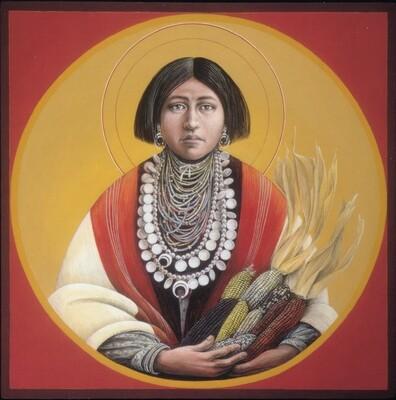 Hopi Corn Maiden #38
