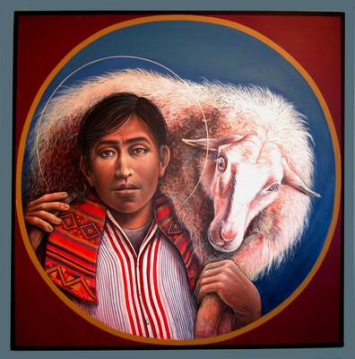 Guatemalan Good Shepherd #51