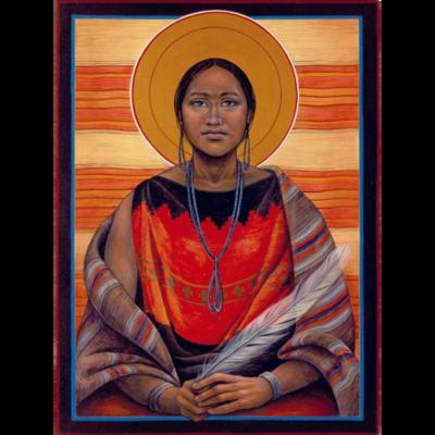Navajo Maiden II #42