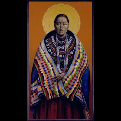 Potawatomi Virgin Mother #43