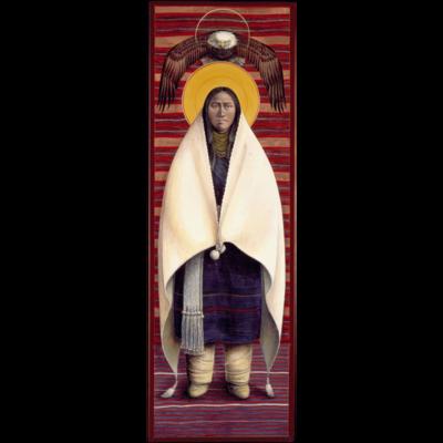 Hopi Annunciation #46
