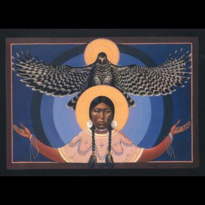 Lakota Annunciation I #47
