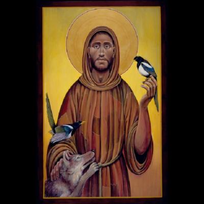 Saint Francis #9