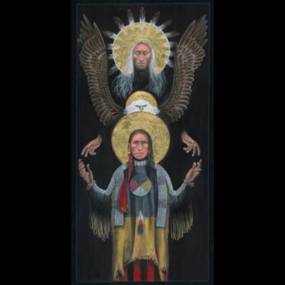Lakota Trinity V #24