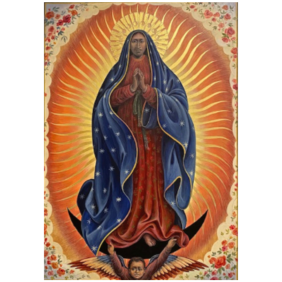 Our Lady of Guadalupe II #37