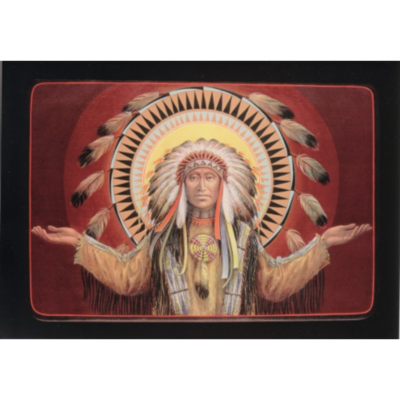 Lakota Victory Christ #57
