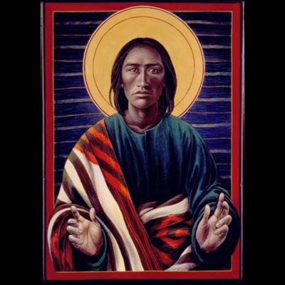 Navajo Compassionate Christ I #11
