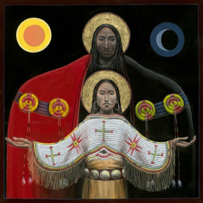 Lakota Annunciation II #17
