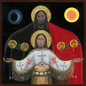Lakota Annunciation II