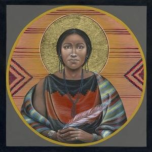 Navajo Maiden I #8
