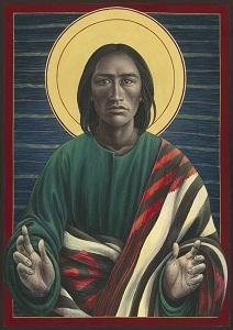 Navajo Compassionate Christ
