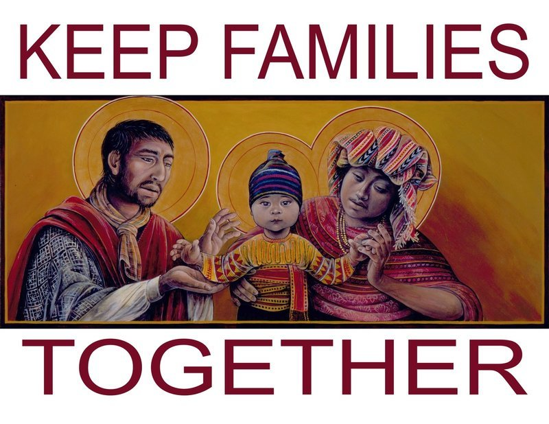 Keep Families Together T-Shirt