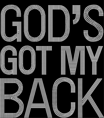 God's Got My Back Tee