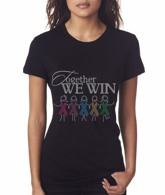Together We Win Tee