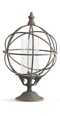 Globe Candle Holder