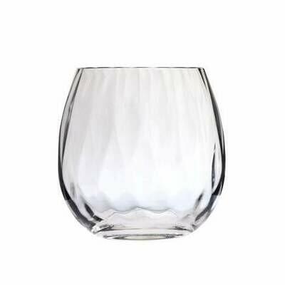 Abigail stemless wine