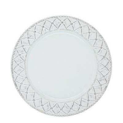 Alegria Dinner Plate Silver